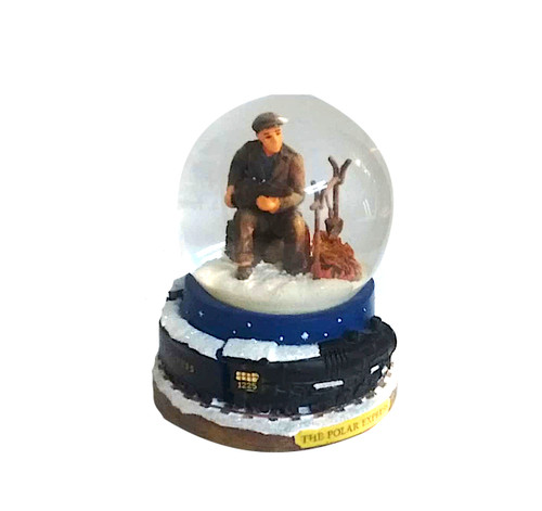 The Polar Express™ Snow Globe - Hobo