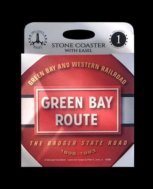 Green Bay Route Coaster
