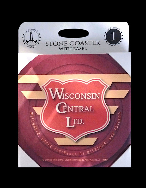 Wisconsin Central Ltd. Coaster