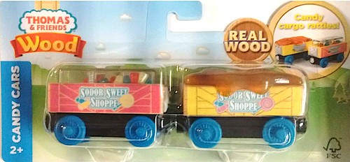 Thomas & Friends™ Wood Candy Cars - 2018
