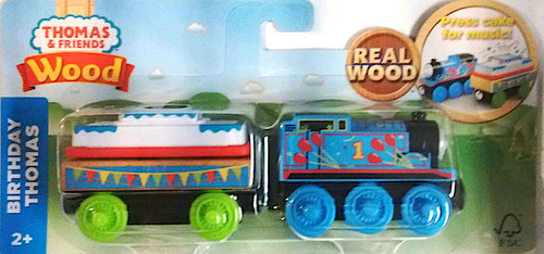 Thomas & Friends™ Wood Birthday Thomas