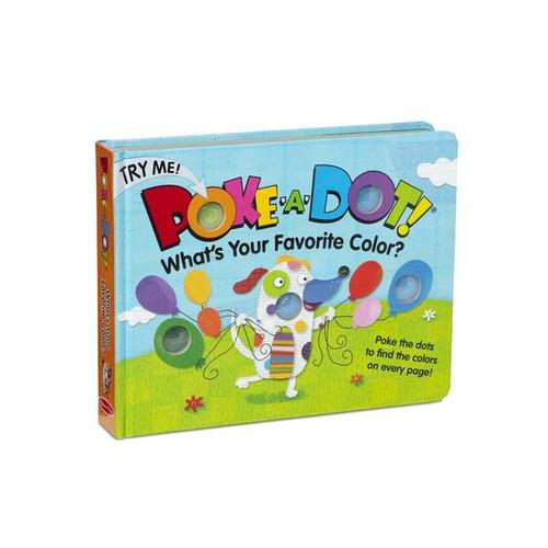 Melissa & Doug® Poke-A-Dot Book: Favorite Color