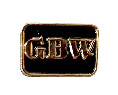 Green Bay & Western (GBW) Pin