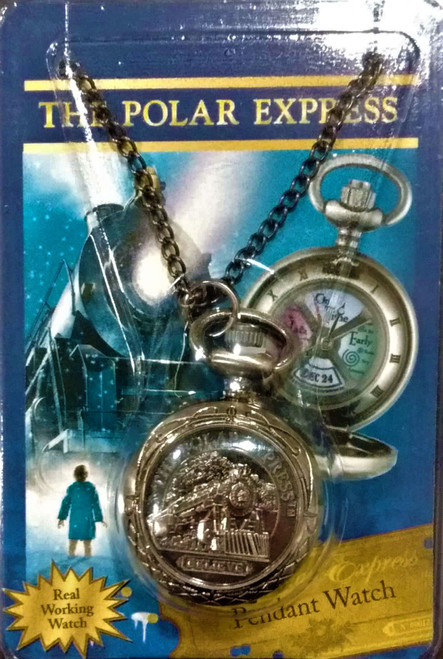 The Polar Express™ Pendant Watch