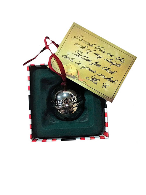 The Polar Express™ Collectible Sleigh Bell