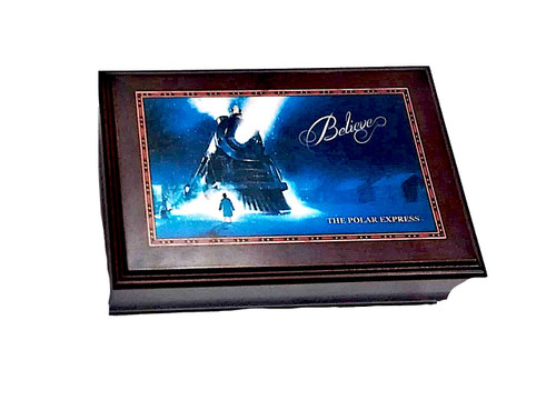 The Polar Express™ Keepsake Music Box