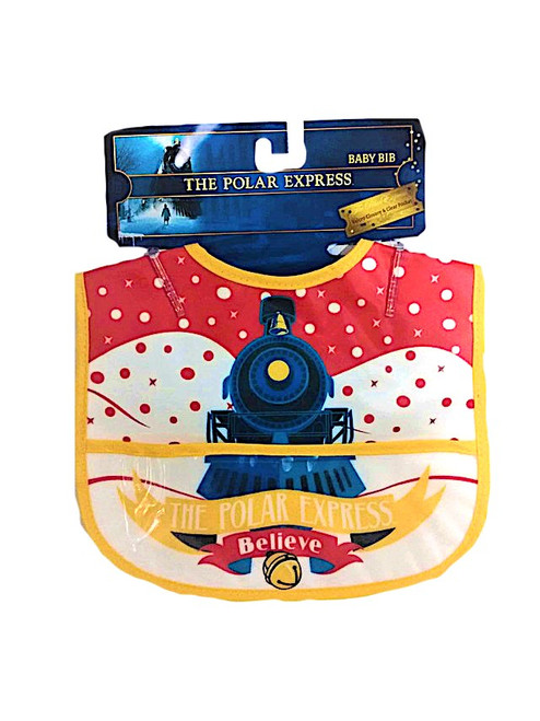 The Polar Express™ Baby Bib