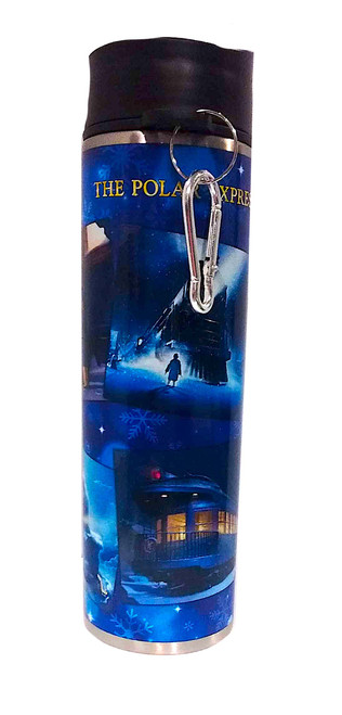 The Polar Express™ Metallic Train Tumbler