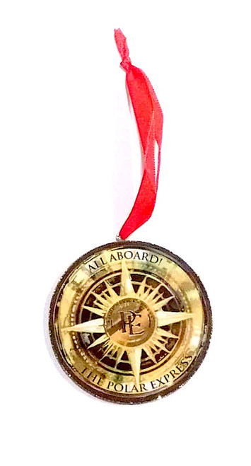 The Polar Express™ Gold/Hobo Ornament