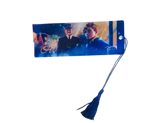 The Polar Express™ Holographic Bookmark