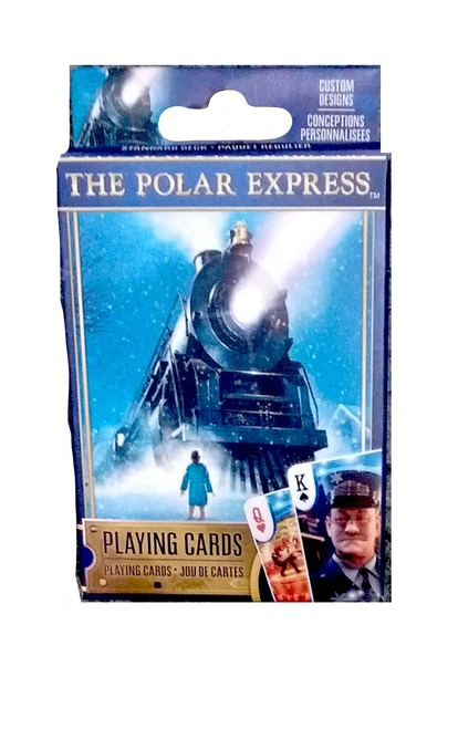 The Polar Express™ Playing Cards