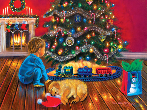 Under the Tree Puzzle
