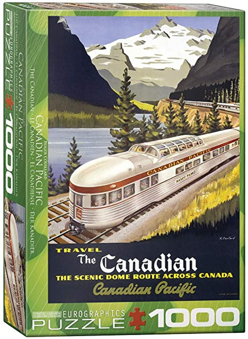 The Canadian 1000-piece puzzle