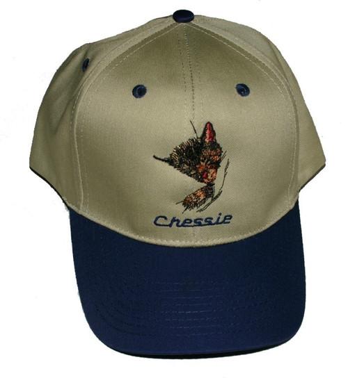 Chessie the Railroad Kitten Hat