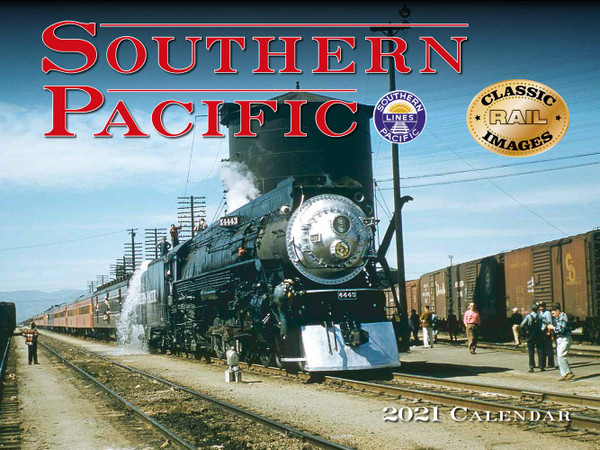 Southern Pacific 2021 Calendar