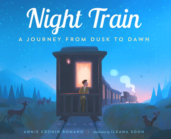Night Train A Journey from Dusk to Dawn