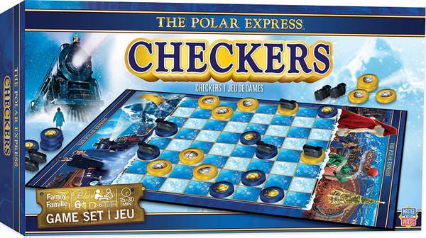The Polar Express(tm) Checkers