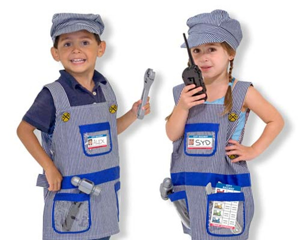 Melissa & Doug® Children's Engineer Costume