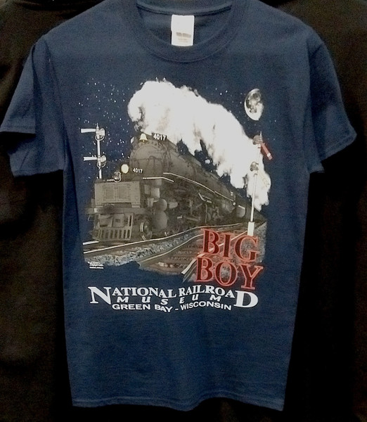 "Union Pacific ""Big Boy"" Shirt - Adult"