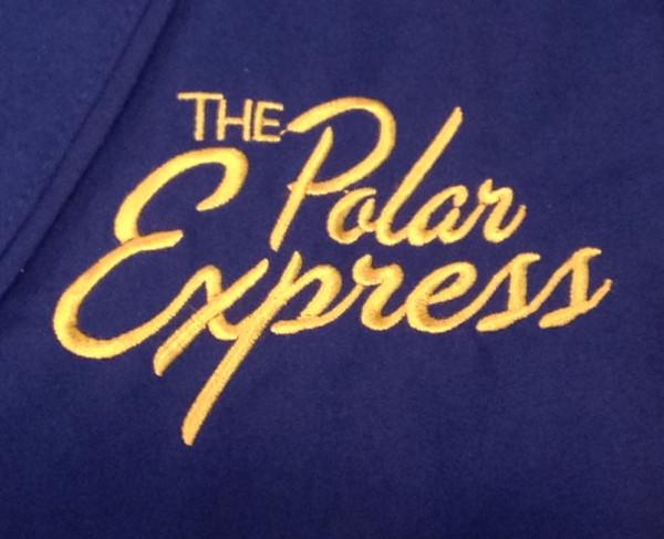Polar Express Movie BIG TRAIN Licensed T-Shirt KIDS Sizes 4 7 5//6