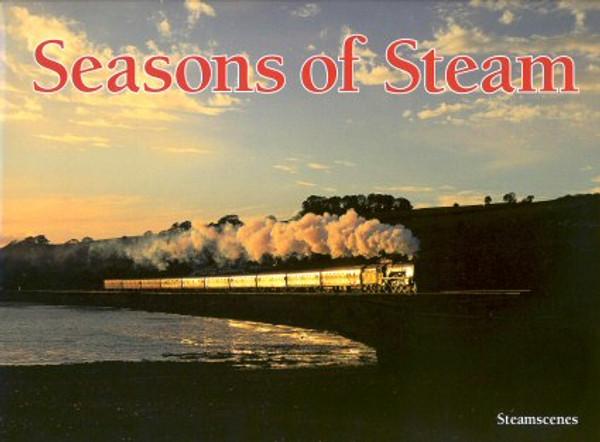 Seasons of Steam Book