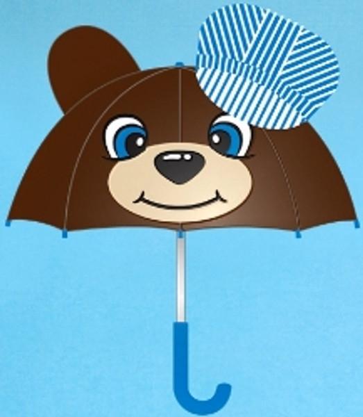 Engineer Bear Umbrella