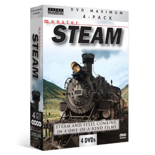 Monster Steam DVD