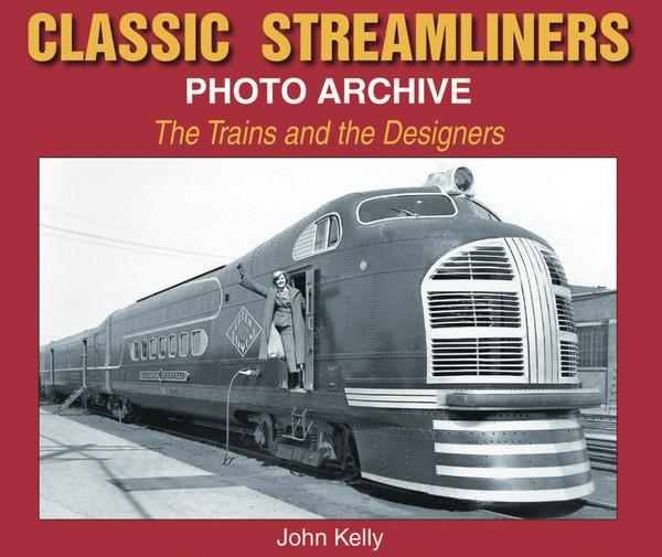 Classic Streamliners Book
