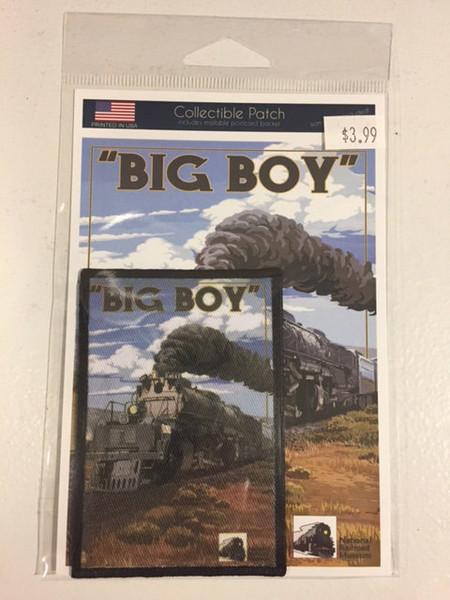 "Union Pacific ""Big Boy"" Patch"
