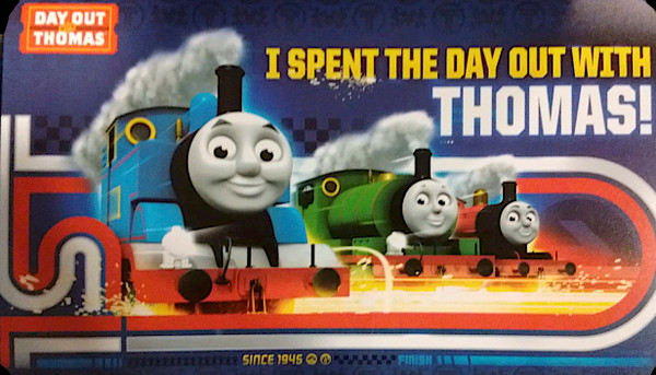 Day Out With Thomas™ Placemat