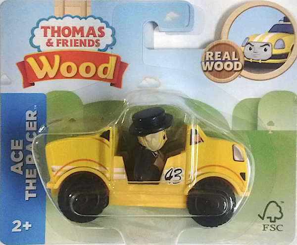 Thomas & Friends™ Wood Ace The Racer