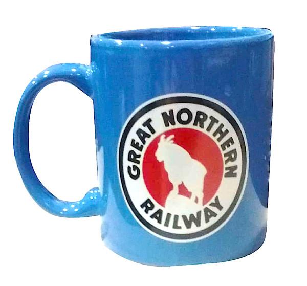 Great Northern Railway Mug