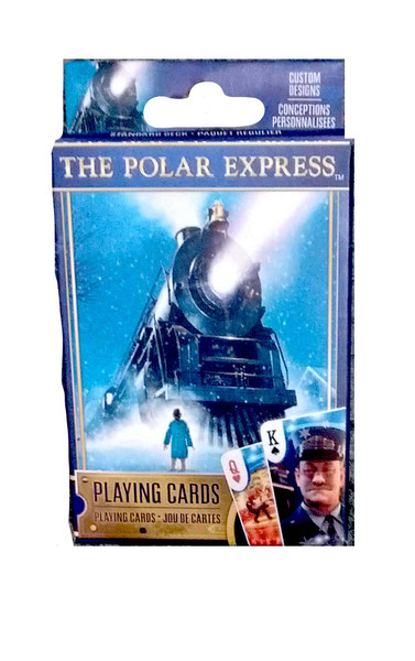 The Polar Express™ Playing Cards