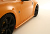 ZELE PERFORMANCE NISSAN 370Z SIDE SKIRT