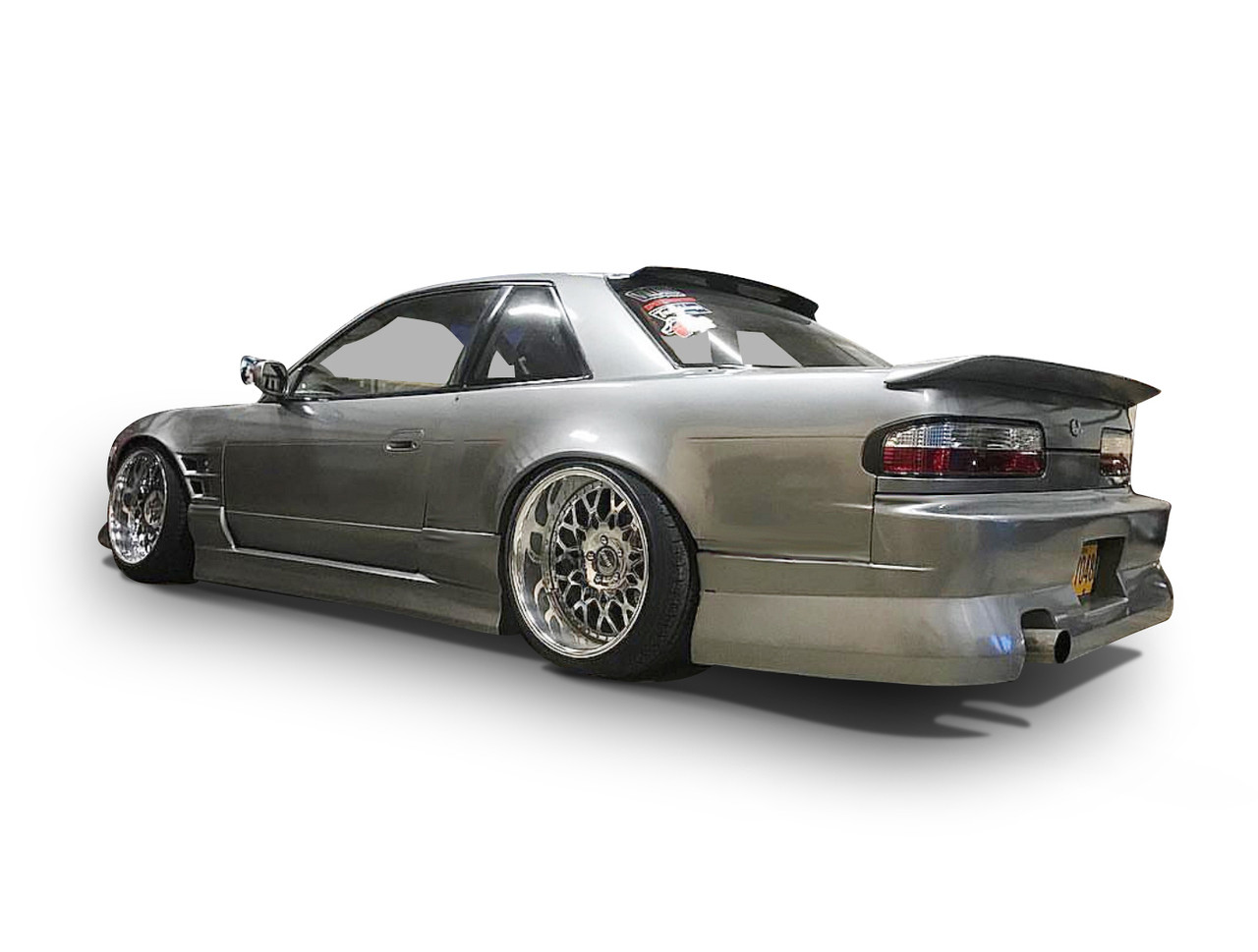 Nissan 240SX S13 Coupe / Convertible (Pop Up) 1989-1994 Bsport Style 4  Piece Polyurethane Full Body Kit