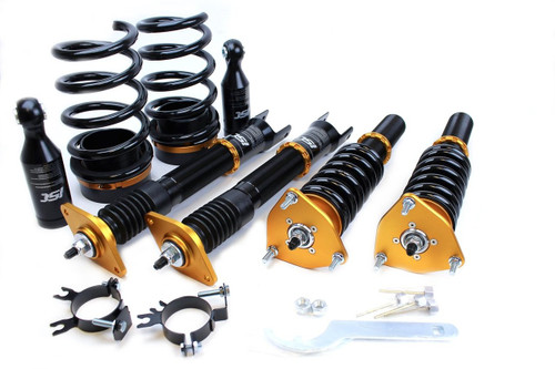 Nissan 370Z 09+/Infiniti G37 09-16 ISC N1 Coilover Suspension