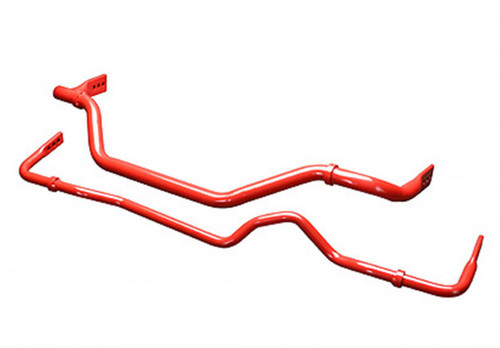 2003-2009 Nissan 350Z [Z33] / 2003-2007 Infiniti G35 Adjustable Front & Rear Sway Bar Kit