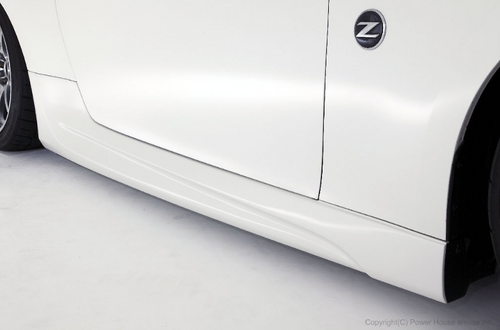370Z VESTITO POWERHOUSE AMUSE SIDE SKIRTS