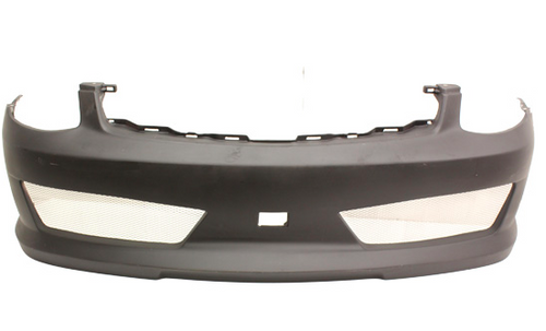 03-04 Infiniti G35 4Dr Inven Front Bumper