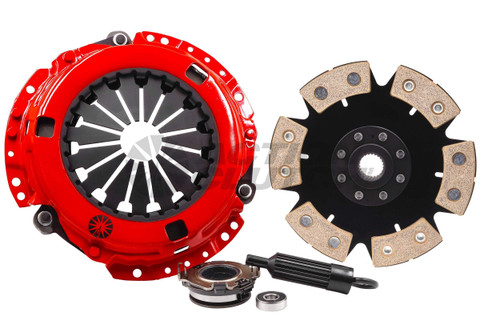 Stage 6 Infiniti G37 2008-2013 3.7L with Heavy Duty Concentric Slave Bearing