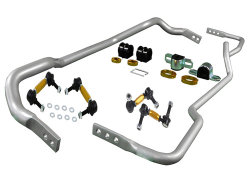 Infiniti G35  03-08 Nissan 350Z  03-09 Suspension Stabilizer Bar Kit (Front and Rear)