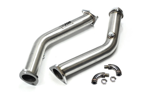 ISR Performance Stainless Steel Testpipe - Nissan 350Z Z33 (IS-TP-Z33)