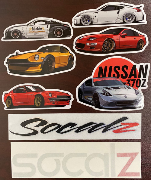 STICKER PACK (BRAND AWARENESS GIVEAWAY)