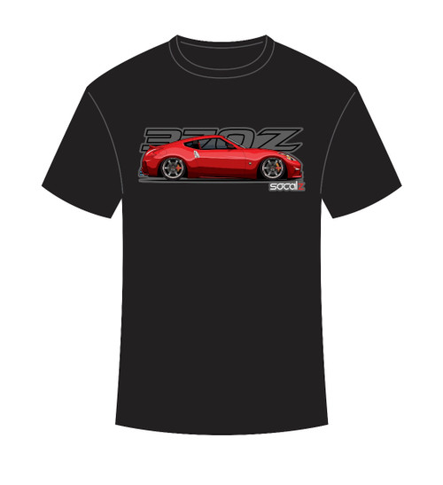 SoCal Z X Z34 NISMO ART FORCE COLLAB SHIRT