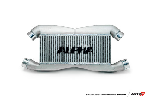 Alpha Performance R35 GT-R Front Mount Intercooler