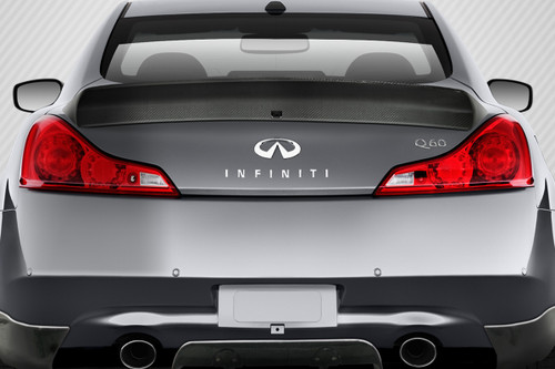 2008-2015 Infiniti G Coupe G37 Q60 Carbon Creations LBW Rear Wing Spoiler - 1 Piece