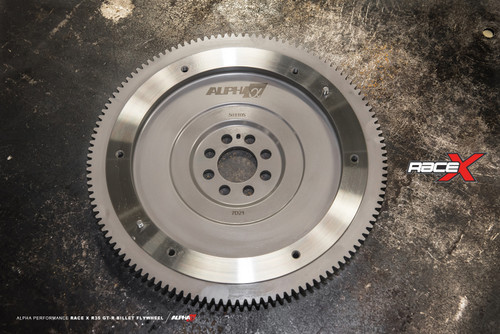 Alpha Performance R35 GT-R Race X One Piece Billet Flywheel