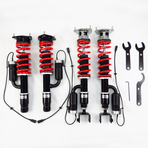 Infiniti Q60 3.0t Sport/Red Sport AWD Best*i Active Coilovers 2017+