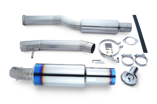TOMEI EXPREME TI EXHAUST SYSTEM G35 COUPE (TB6090-NS04G)