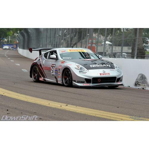 "Nissan 370Z WC GTC-300 67"" Adjustable Wing 2009-Up (AS-106737WC)"